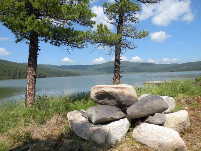 озеро Балыктуколь