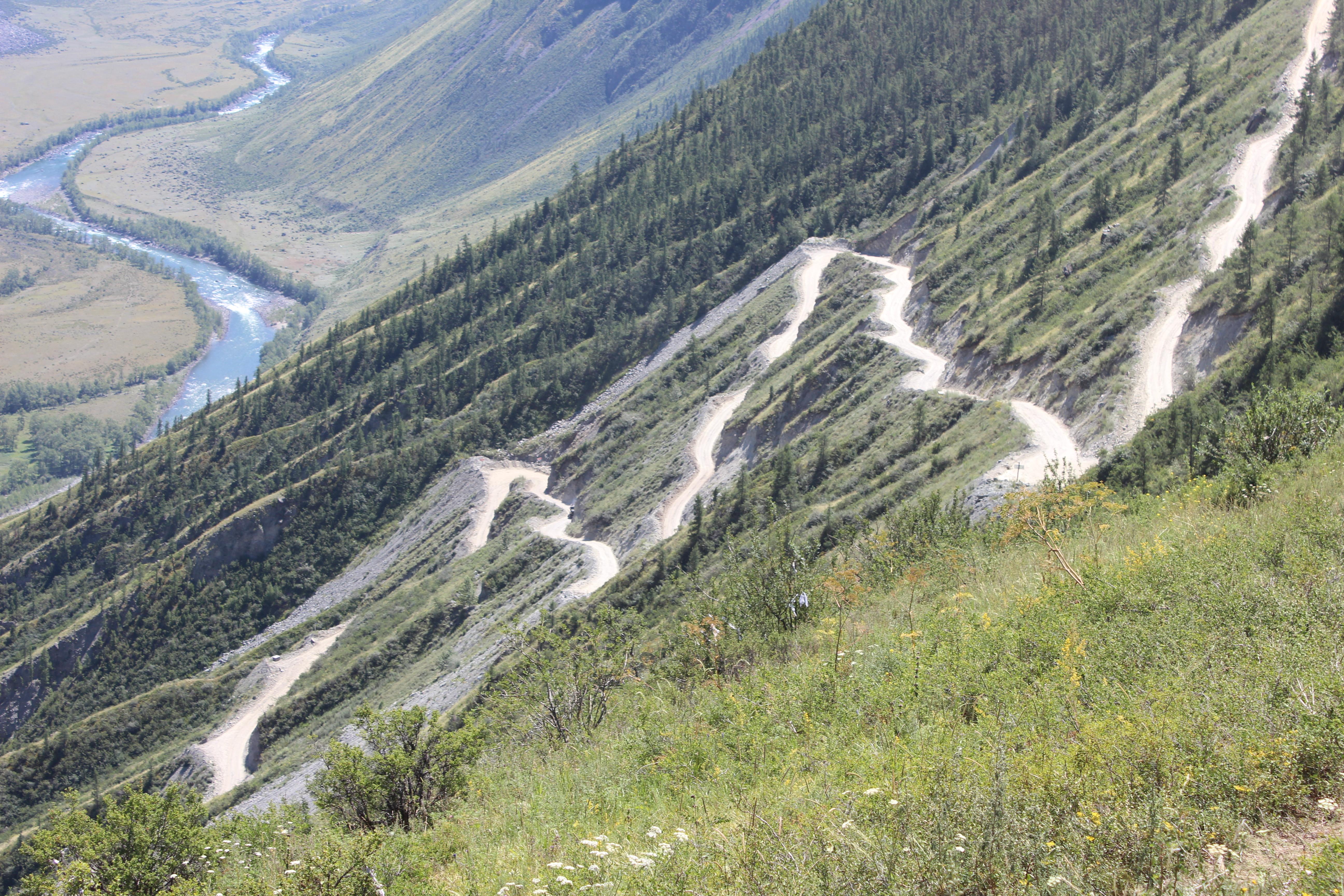 Активные туры по Алтаю