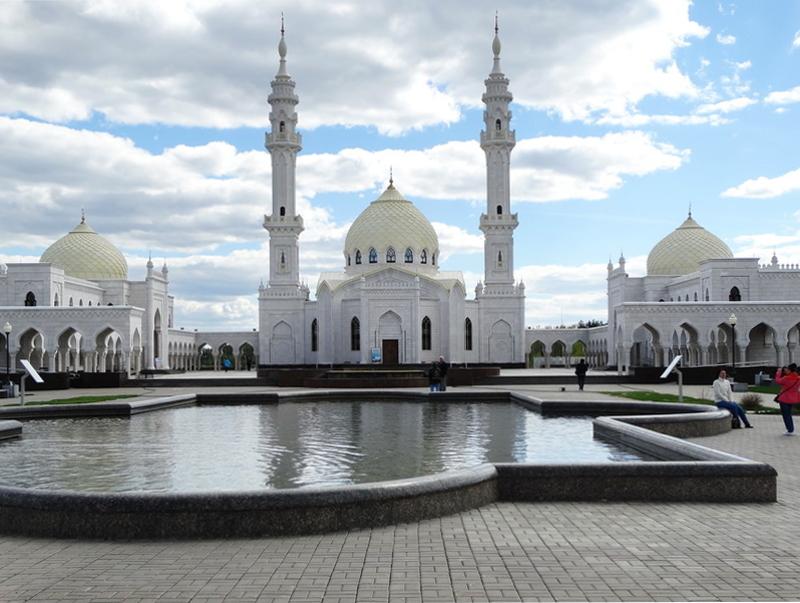 Болгар, Белая мечеть