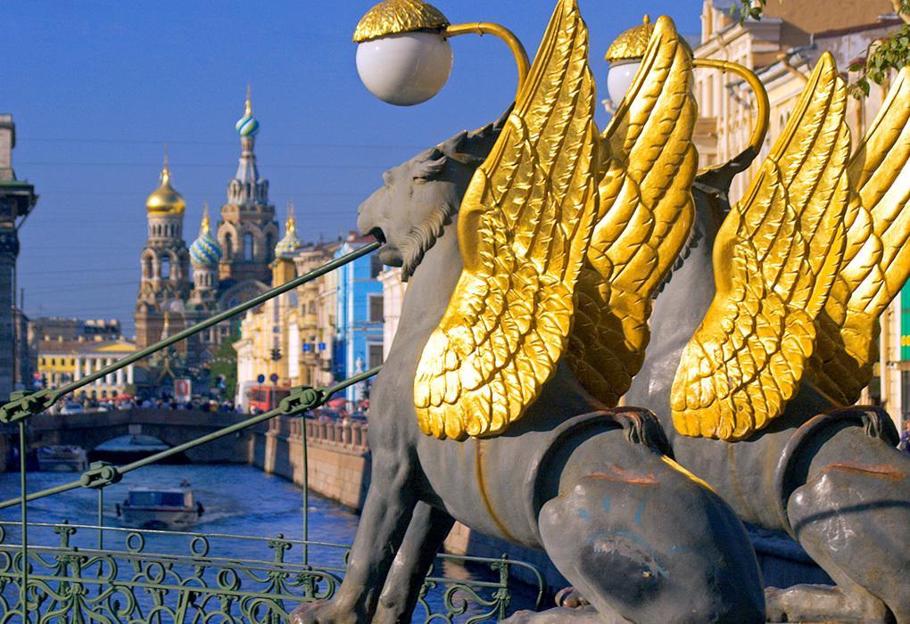 Скульптура Грифонов