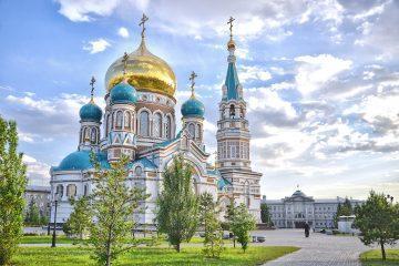 Омск_Успенский собор