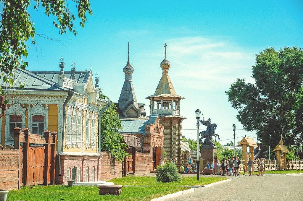 Старина Сибирская-1