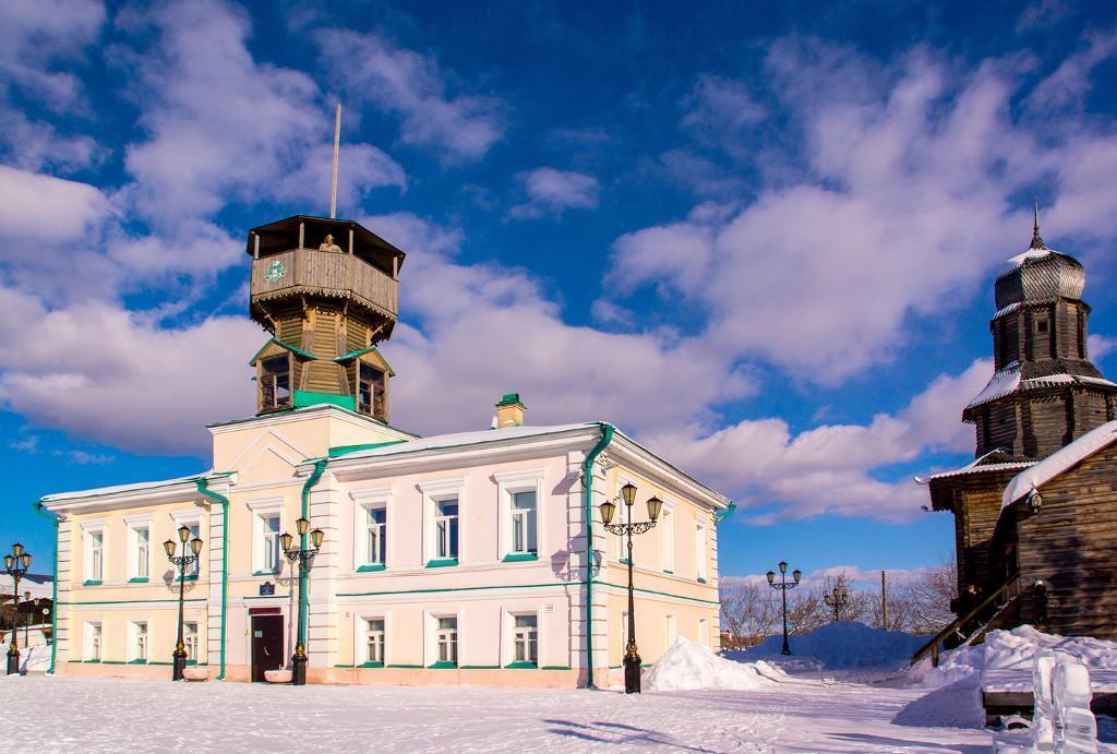 Экскурсионный тур в Томск