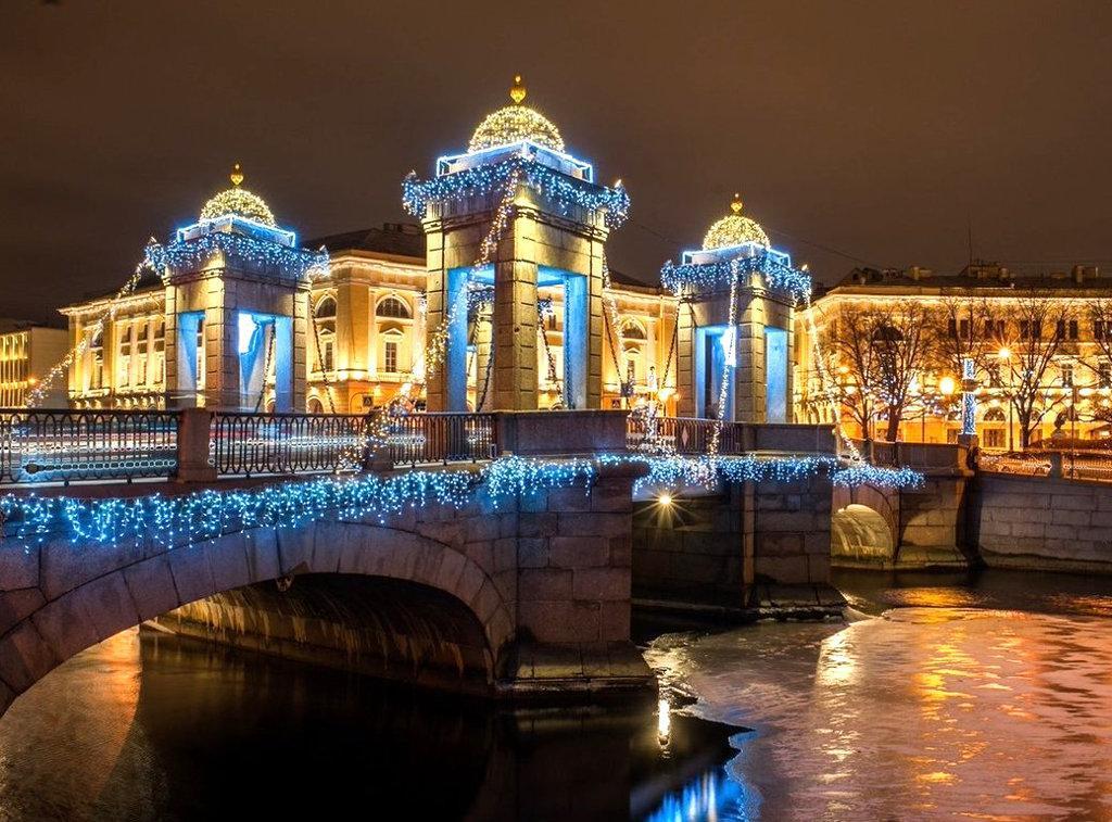 Краски Петербурга