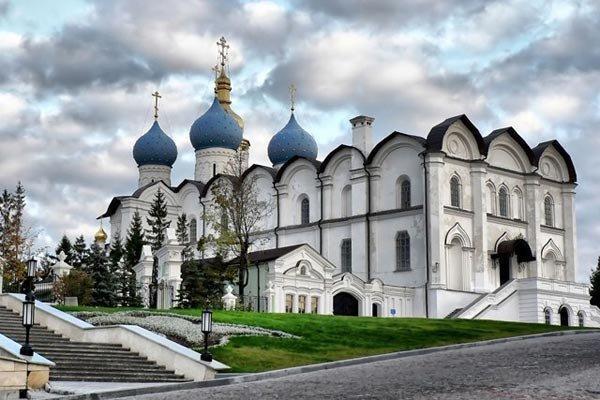 Казань_благовещенский собор