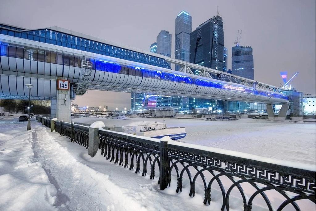 Рожденственский тур в Москву