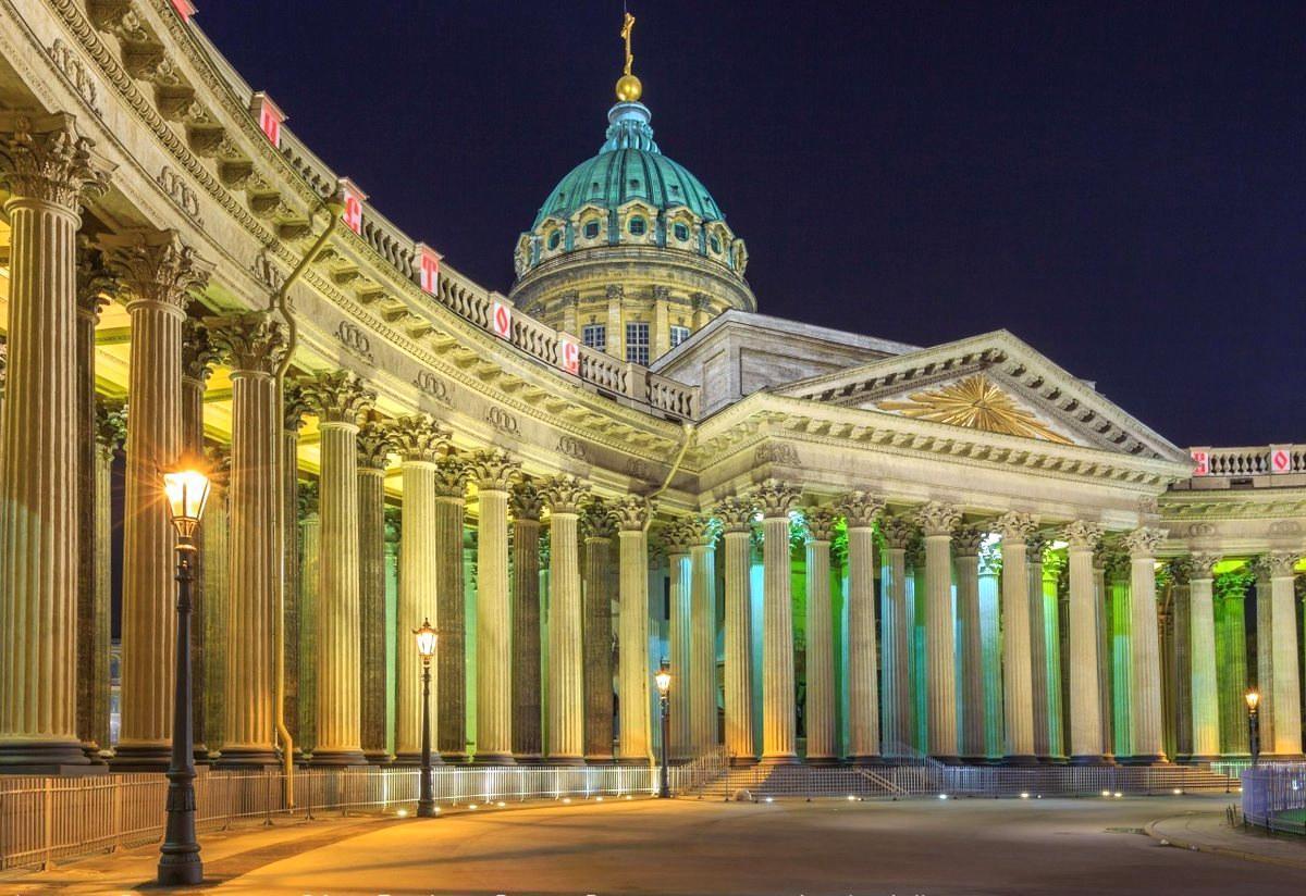 Туры в Санскт-Петербург