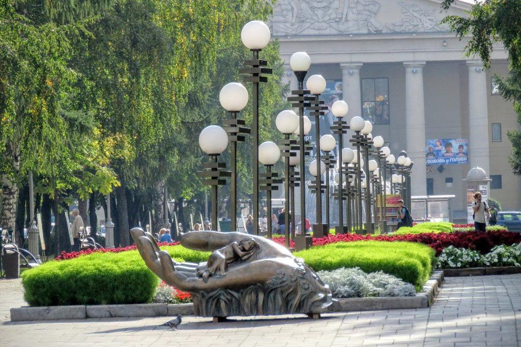 Доставка на Алтай из Кемерово