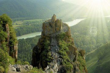 короткий тур на Алтай