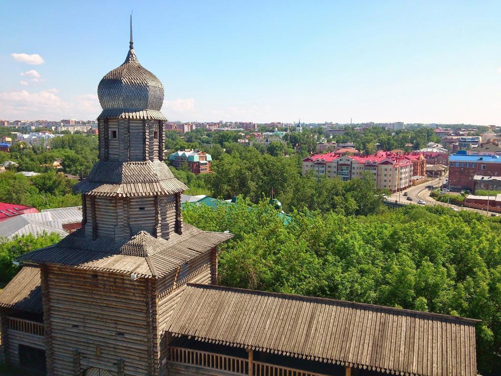 Тур в Томск