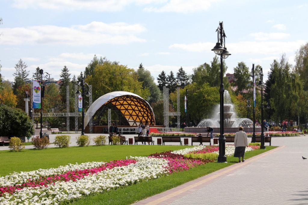экскурсионные туры в Томск