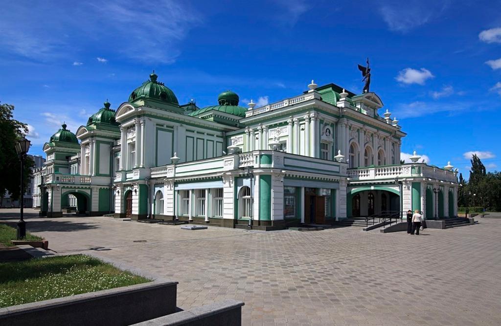 Экскурсионный тур в Омск