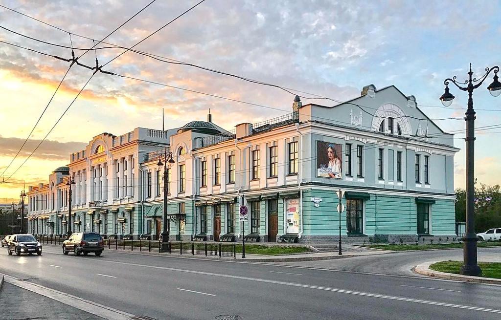 Эскурсионный тур в Омск