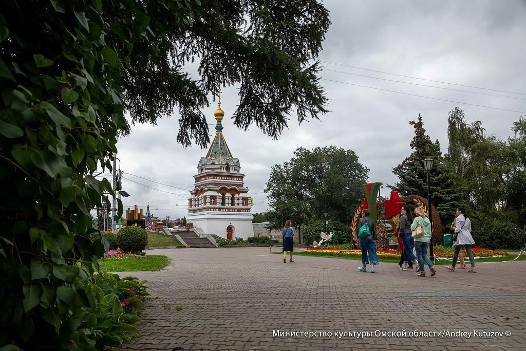 тур в Омск