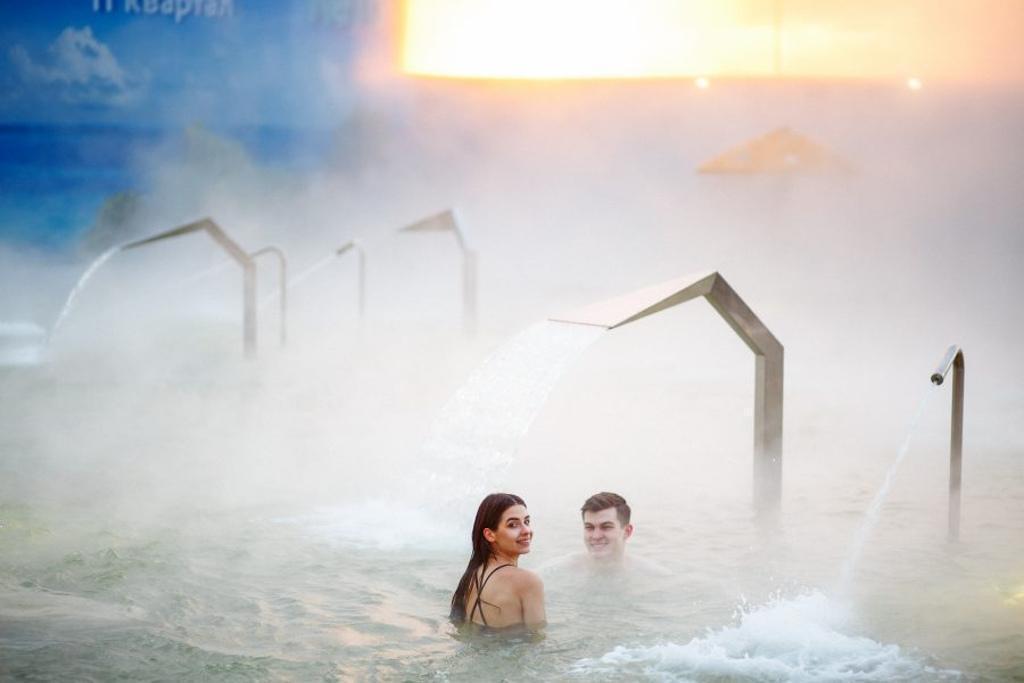 горячие источники Тюмени