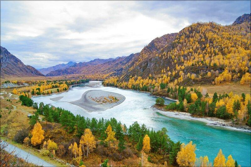 Тур на выходные на Алтай